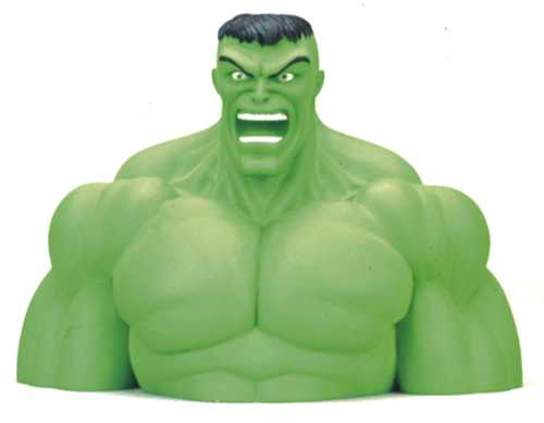 Incredible Hulk Sipper Straw NEW; Applause